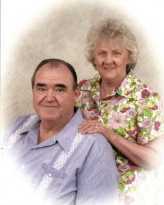 William and Betty Ikard