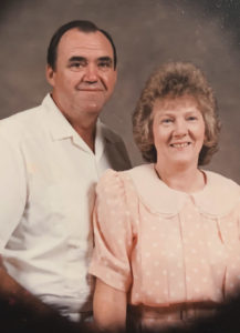 William and Betty Ikard